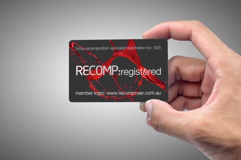 recomp registered